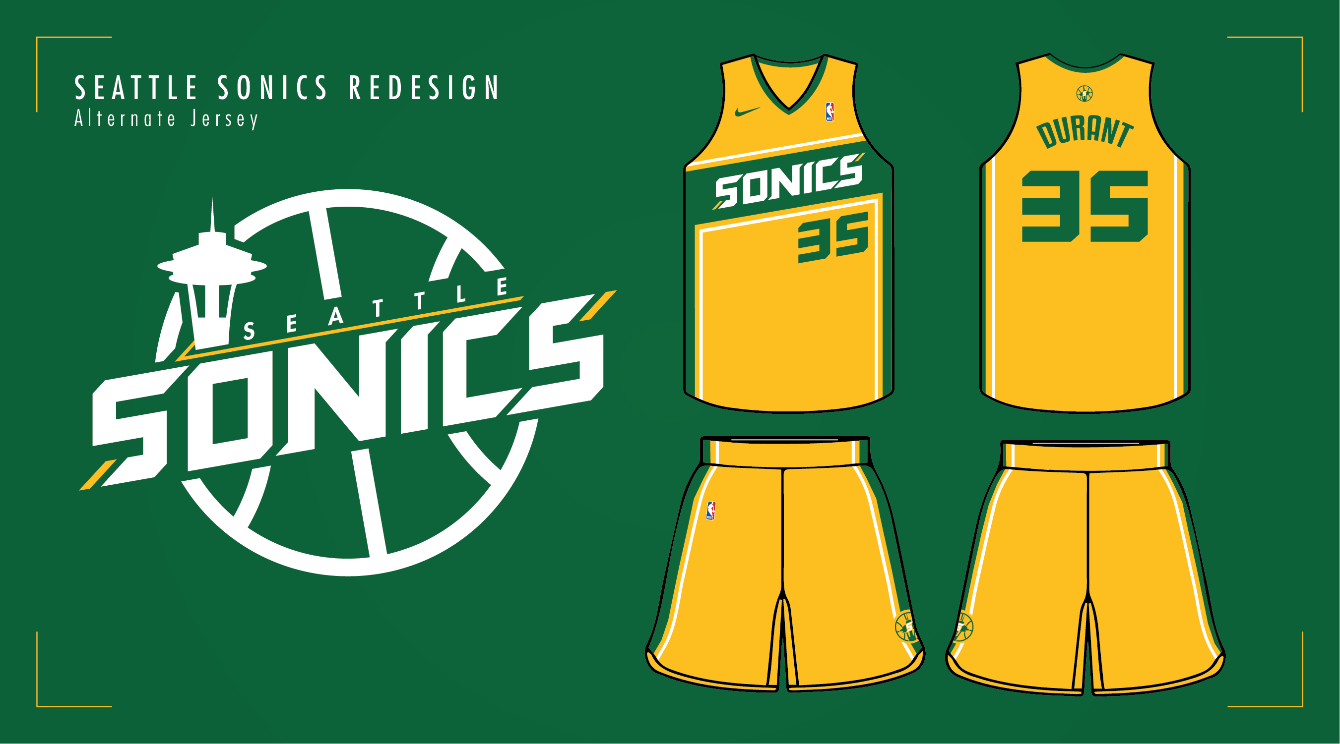 One NBA, Under Nike: Seattle Returns - Page 3 - Concepts ...
