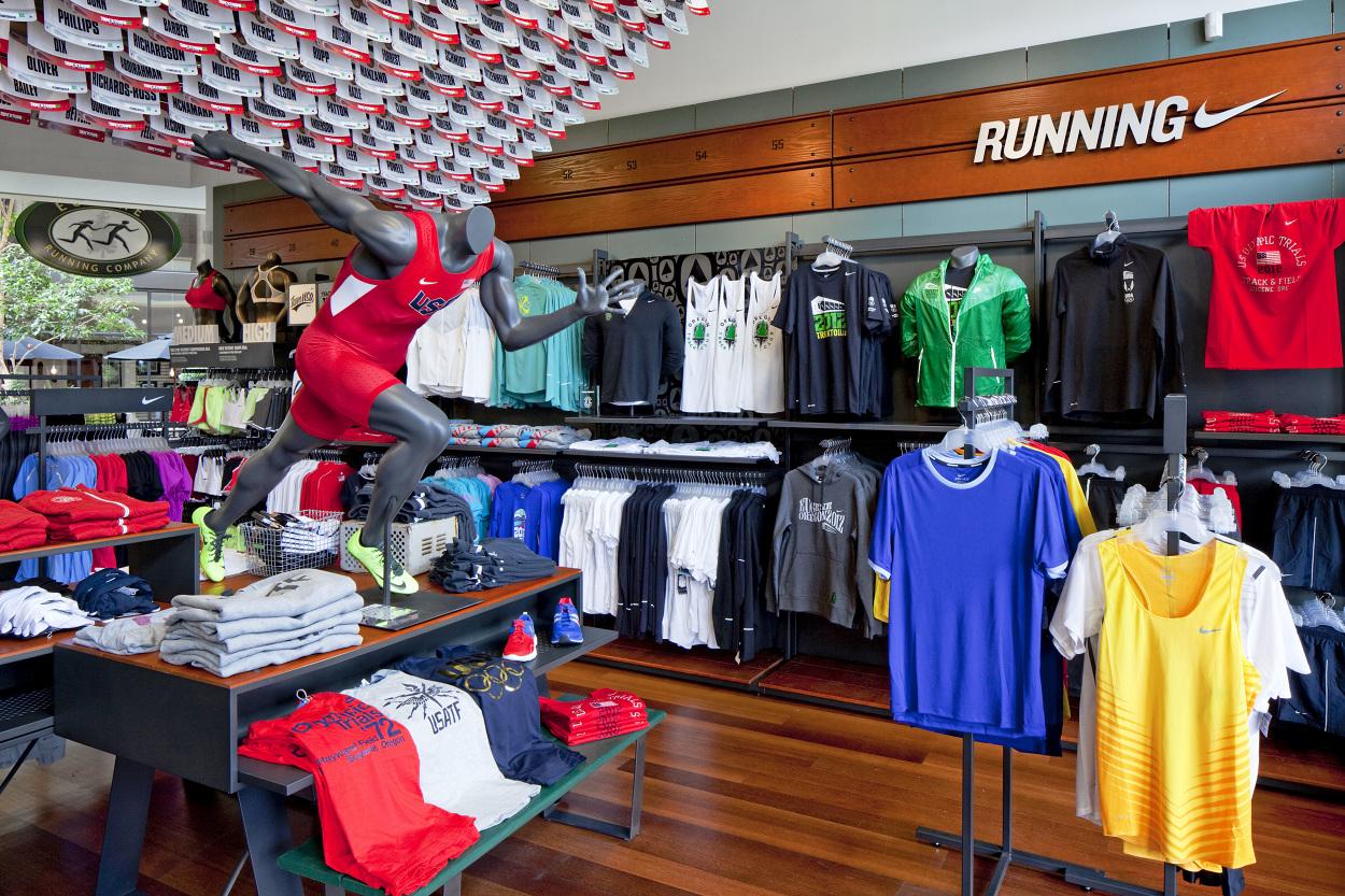 nike running store eugene