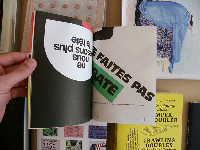 Bernard chadebec intrus sympathiques perimeter books